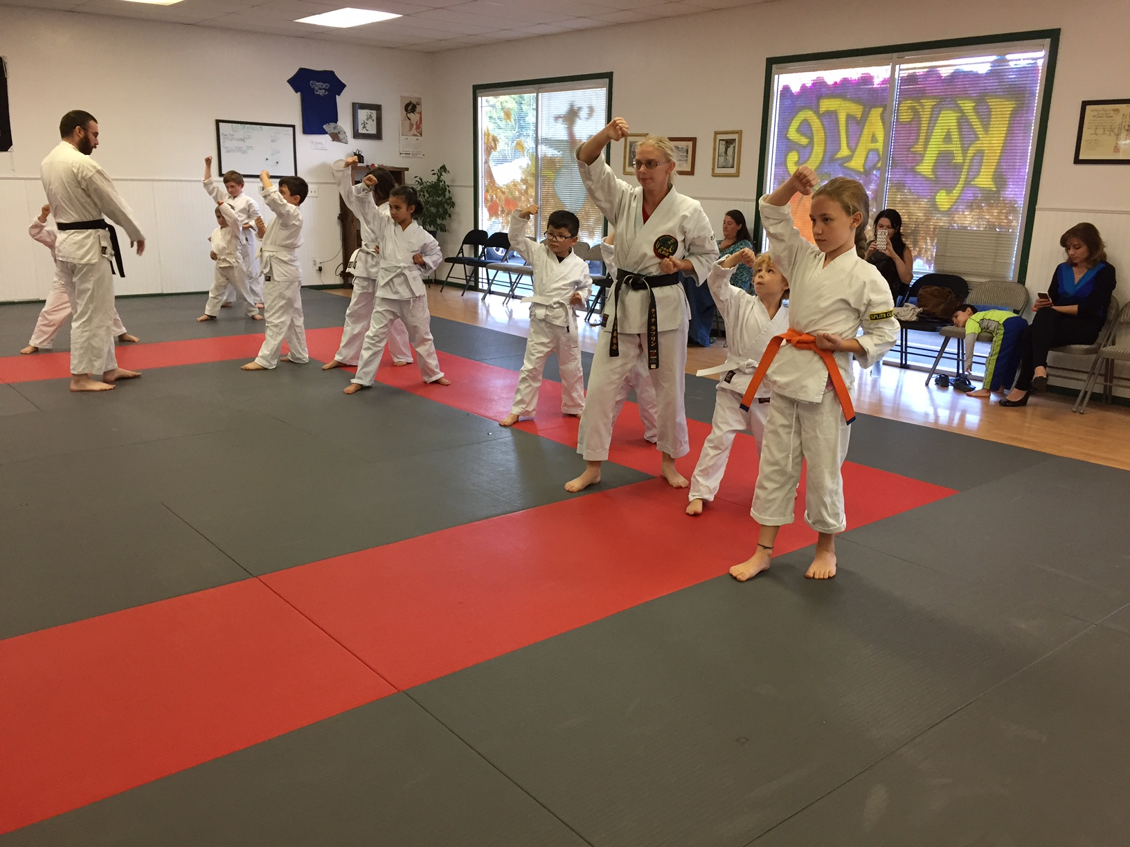Come to Chico Dojo!